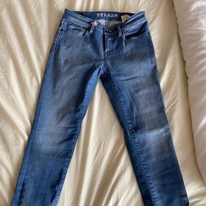 Denham Sharp Skinny Fit Jeans